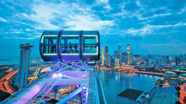 Amazing places to vistit in Singapore